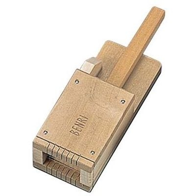 小柳産業 【10個セット】木製 ところてん突 一人前 全長170 EBM-8018600