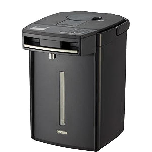 在庫あり 送料無料 タイガー 蒸気レスVE電気まほうびん PIM-G300-K 公式通販 ブラック 3.0L