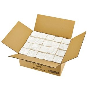 送料無料 その他 カルタス ビズーレポリ入りハーフティッシュ 50組 個 1セット 人気の製品 300個:100個×3ケース 本物 ds-2293920