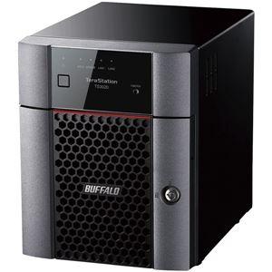 その他 バッファロー TeraStation TS3420DNシリーズ 4ベイデスクトップNAS 4TB TS3420DN0404 ds-2328918