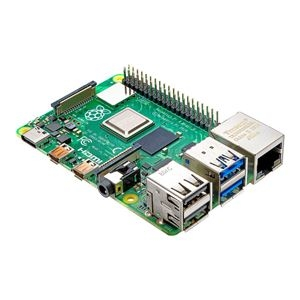 4 メインボード(4K出力対応microHDMIポート搭載)2GB UD-RP4B2 ds-2330034 Pi Raspberry その他 アイ・オー・データ機器