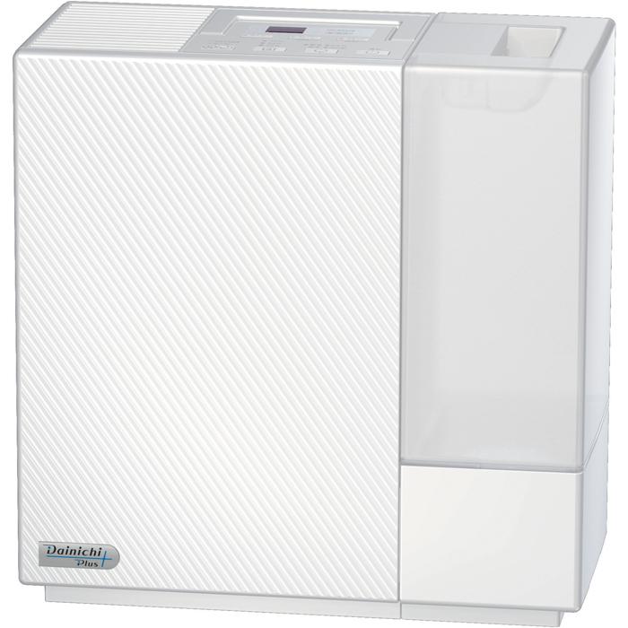 ダイニチ ハイブリット加湿器 プレハブ洋室14畳まで/木造和室8.5畳まで HD-RX519-W