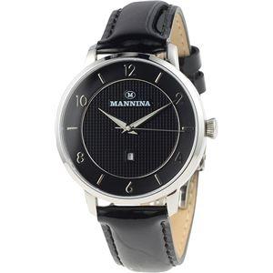 その他 MANNINA(マンニーナ) 腕時計 MNN001-01 メンズ 正規輸入品 ブラック ds-2330994