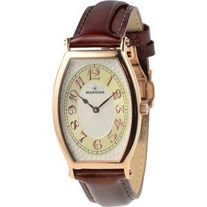 その他 MANNINA(マンニーナ) 腕時計 MNN002-02 メンズ 正規輸入品 ブラウン ds-2330998