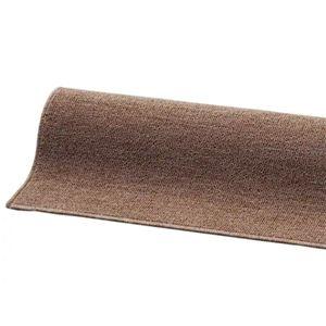 その他 防音・はっ水・抗菌防臭カーペット 本間8畳(約382×382cm) ダークブラウン ds-2335401