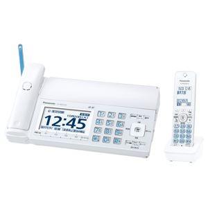 その他 パナソニック(家電) デジタルコードレス普通紙ファクス(子機1台付き)(ホワイト) KX-PD725DL-W ds-2340535