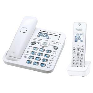 その他 パナソニック(家電) コードレス電話機(子機1台付き)(ホワイト) VE-GD56DL-W ds-2340640