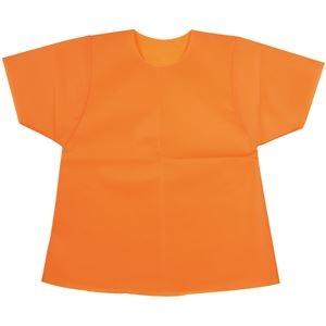 送料無料 モデル着用 注目アイテム その他 まとめ 衣装ベース S ds-2344034 オレンジ ×20セット シャツ マート