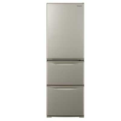 [宅送] パナソニック 365L パナソニック NR-C372N-N 365L 3ドアスリム冷凍冷蔵庫(右開き)(グレイスゴールド) NR-C372N-N, マンガ トロ王:6ea21aec --- heathtax.com