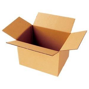 送料無料 その他 まとめ TANOSEE 売り出し 無地ダンボール箱 PC用紙対応 M ds-2364086 10枚 高さ290mm 1パック ×5セット サイズ 18%OFF