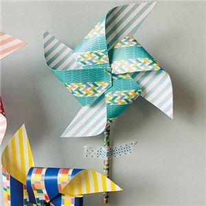 誕生日プレゼント 送料無料 休み まとめ かざぐるまキット1 MT300 ×10セット ds-2401474