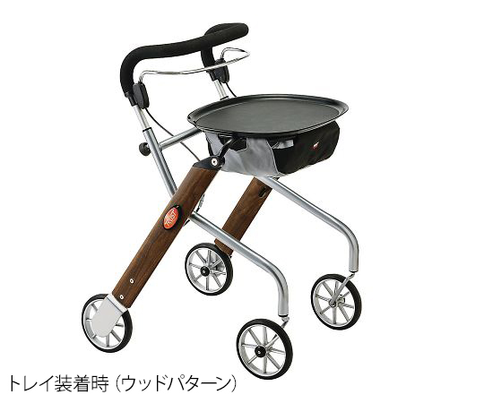 歩行車 レッツゴーミニ117504ウッドパターン 4958995875041