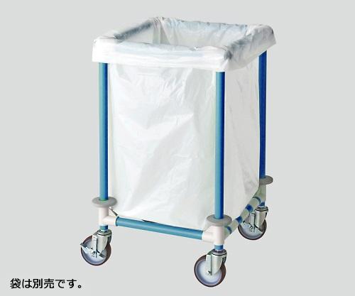 介護 医療用品 日用 生活用品 リネンカート ブルー 4589638275241 注目ブランド ショッピング NFSLC-B