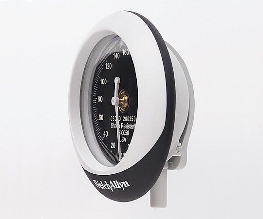 ウェルチ・アレン アネロイド血圧計 デュラショック・ポケット型 ゲージのみ(レーザー刻印)DS45A