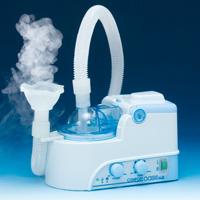 新鋭工業 ネブライザー 吸入器 コンフォートオアシス KU-200【お取り寄せ】