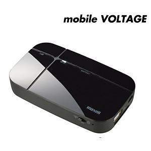 maxell mobile VOLTAGE モバイルボルテージ MPC-WF1
