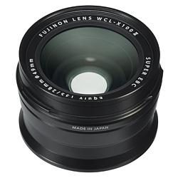 富士フィルム ワイドコンバージョンレンズ WCL-X100II ブラック(F WCL-X100B II)