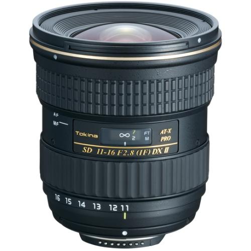 トキナーレンズ 11-16mmF2.8 AT-X116 PRO DX2 NAF ニコンマウント