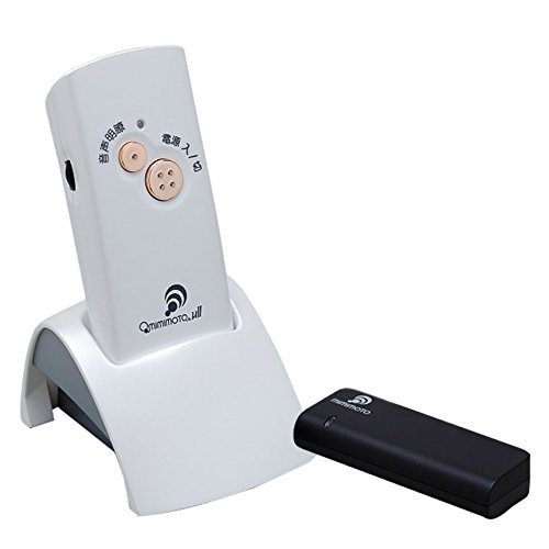 エムケー電子 携帯型ワイヤレススピーカーシステム みみもとくんμ CS-60G