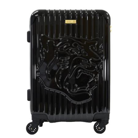 阪神タイガースキャリーケース 32L ブラック エンボス加工 TSAロック搭載【メーカー直送品・代引き・後払い決済不可】