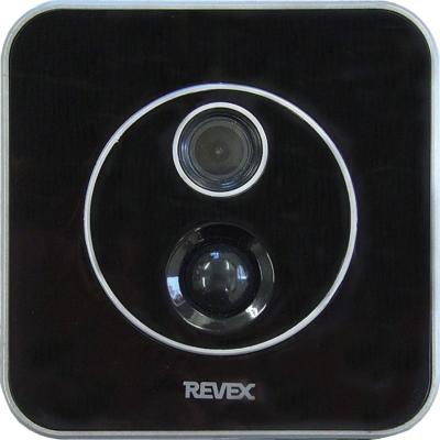 REVEX リーベックス microSDカード録画式 液晶画面付き 人感センサー防犯カメラ SDN3000
