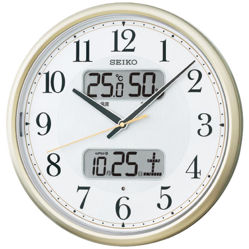 【ギフト包装・のし無料】セイコー 電波掛時計 KX384S