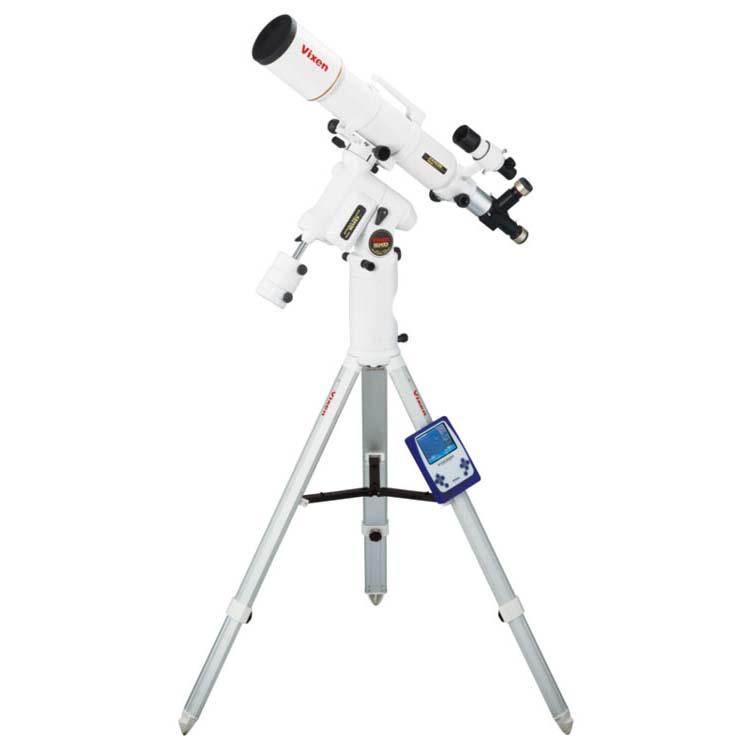 【送料無料】ビクセン天体望遠鏡 10.3cm 825mm 屈折赤道儀 Vixen SXD-AX103S 【お取り寄せ】