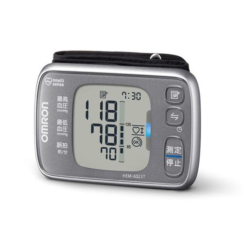 オムロン 手首式血圧計 OMRON HEM-6323T 手首式自動電子血圧計