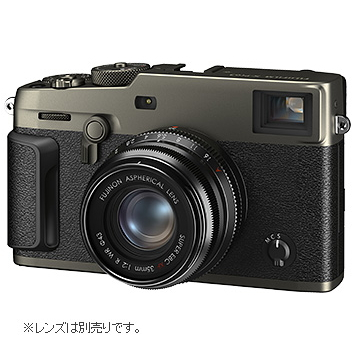 富士フィルム(フジフィルム)デジタルカメラ X-Pro3-DBボディ(ブラック)