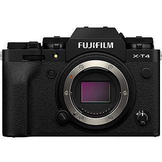 【約6週間前後】富士フィルム(フジフィルム)ミラーレス デジタルカメラ X-T4 B ブラック ボディ