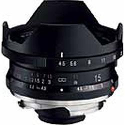 【納期確認品】COSINA/コシナ フォクトレンダー SUPER WIDE-HELIAR 15mm F4.5 Aspherical II (VM)