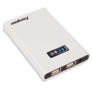 JTT エナジャイザー Energizer XP4003 タブレット端末対応 USB2ポート出力バッテリー 4000mAh