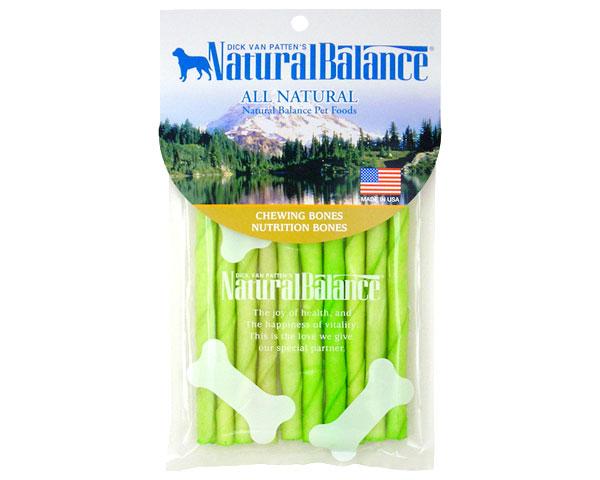 ナチュラルバランス ナチュラルニュートリションボーン グルコサミン&ミント 1袋(10本入り)×24袋【全国送料無料】