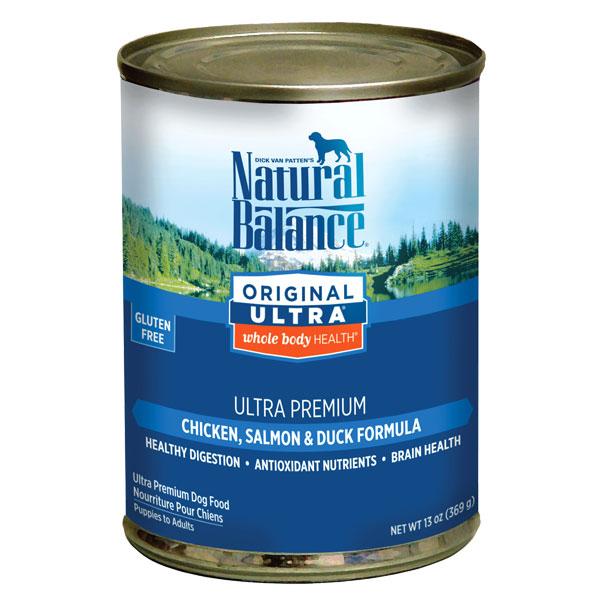 ナチュラルバランス ホールボディヘルス 缶ドッグフード 13オンス(369g)× 24缶【全国送料無料】