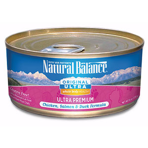 ナチュラルバランス キャットフード ホールボディヘルス キャット缶(チキン) 缶詰 6オンス(170g)×24缶セット【全国送料無料】