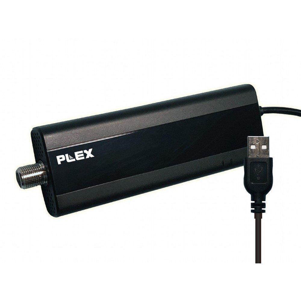 USB接続ドングル型 地上デジタルTVチューナー 4ch同時視聴 [PC パソコン用 ワンセグチューナー ワンセグ視聴 Windows10 Windows8.1 Windows8 Windows7 対応] PLEX PX-Q1UD [送料無料]