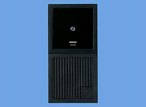 【ポイント最大23倍12/4~11エントリー必須】WQD828B パナソニック カラーカメラ付ドアホン子器(縦型、埋込型)