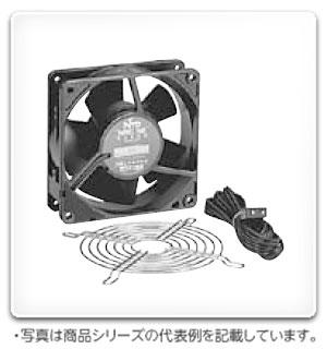 【ポイント最大23倍12/19~26エントリー必須】RD45-122 日東工業 盤用換気扇(金属製、AC200V)