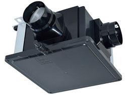 ポイント最大10倍 +SPU 12 4~11限定 贈物 V-18ZMC6 低騒音形 中間取付形ダクトファン 公式 1~3部屋換気 三菱