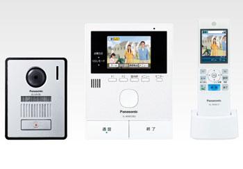 VL-SWD303KL パナソニック ワイヤレスモニター付テレビドアホン
