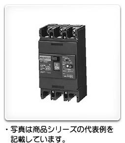 【ポイント最大23倍12/19~26エントリー必須】GE53A 3P 50A F30H 日東工業 漏電ブレーカ・Eシリーズ(経済形・高速形) フレームAF50、極数3P、定格電流50A、定格感度電流30mA