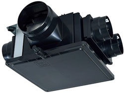 V-18MPSX3 三菱 中間取付形ダクトファン(4~6分岐・低騒音・大風量形)