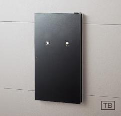 CTNR5911RTB パナソニック 戸建住宅用宅配ボックス コンボ-イント 右開き 鋳鉄ブラック色