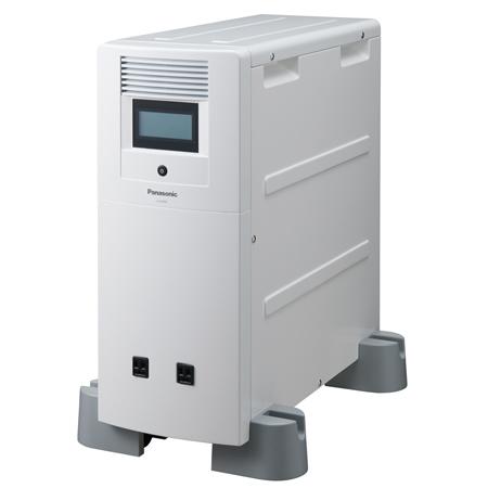 LJ-SF50B パナソニック リチウムイオン蓄電システム(蓄電容量:5kWh)【メーカー直送】【代引不可】【キャンセル不可】
