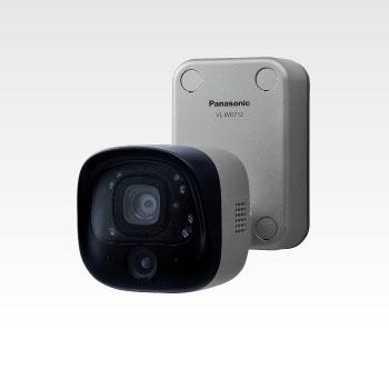 【ポイント最大23倍12/4~11エントリー必須】VL-WD712X パナソニック ワイヤレスカメラ(電源直結式)