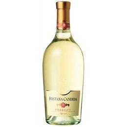 地元のワインとしてこよなく愛されてるワイン よりどり6本以上 送料無料 引出物 Fontana Candida Frascati 750ml フォンタナ カンディーダ 白ワイン DOC パスタに合う バーゲンセール ピザに合う 家飲み フラスカティ