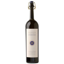 【よりどり6本以上、送料無料】 POLI Grappa di Sassicaia 缶 500ml