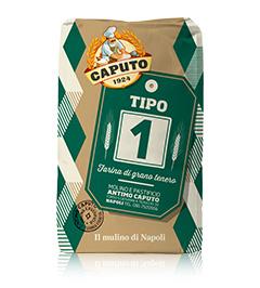 【送料無料】【同梱不可】 カプート ティーポ ウノ 25kg 赤 Caputo Tipo 1【日時指定不可】