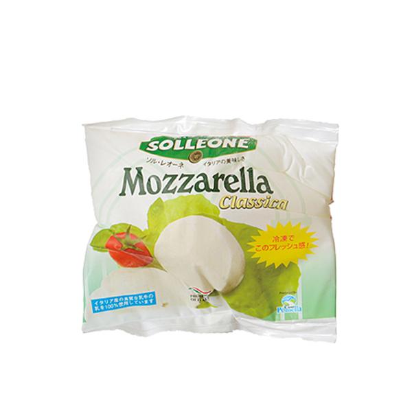 しっかりとした味わいとフレッシュさを楽しめます! 【冷凍】 モッツアレラ ヴァッカ 100g Frozen Mozzarella Vacca100g