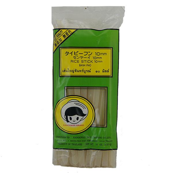 センレックよりもっちりして炒め料理に タイビーフン 100%品質保証! 超特価 10mm センヤーイ 400g